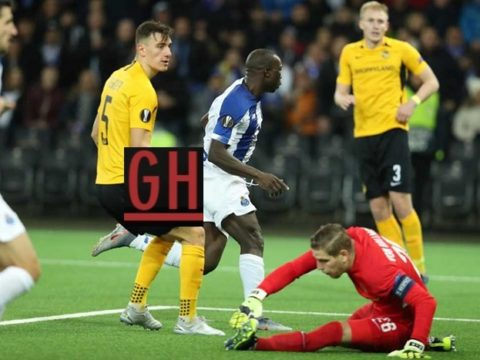 Young Boys 1-2 FC Porto - Watch goals and highlights football UEFA Europa League 2019-2020