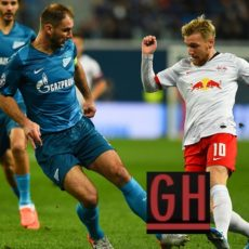 Zenit Petersburg 0-2 RB Leipzig - Watch goals and highlights football UEFA Champions League 2019-2020