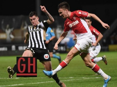 Angers 0-0 Monaco - Ligue 1 Conforama 2019-2020 footballgh.org