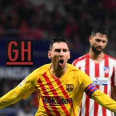 Atletico Madrid 0-1 Barcelona - Watch goals and highlights football LaLiga Santander 2019-2020