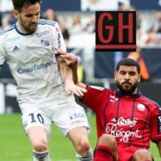 Bordeaux 0-1 Strasbourg - Ligue 1 Conforama 2019-2020 footballgh.org