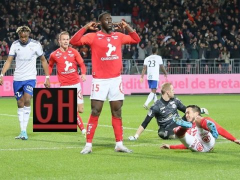 Brest 5-0 Strasbourg - Watch goals and highlights football Ligue 1 Conforama 2019-2020