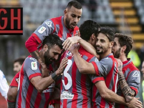 Cremonese 1-0 Empoli - Watch goals and highlights football Coppa Italia 2019-2020