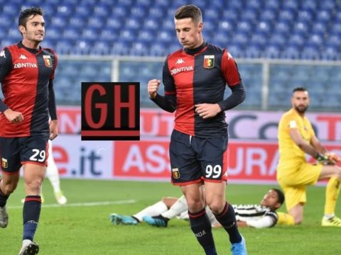 Genoa 3-2 Ascoli - Watch goals and highlights football Coppa Italia 2019-2020