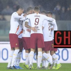 Hellas Verona 1-3 Roma - Watch goals and highlights football Serie A 2019-2020