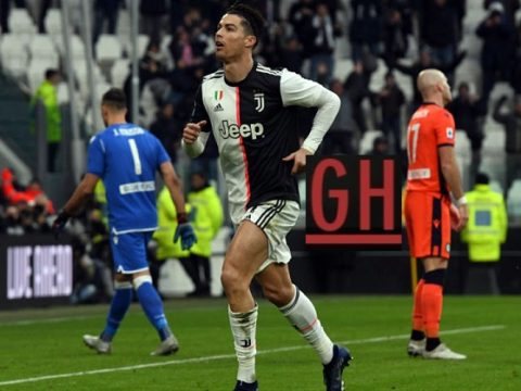 Juventus 3-1 Udinese - Serie A 2019-2020 footballgh.org