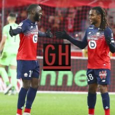 Lille 2-1 Montpellier - Ligue 1 Conforama 2019-2020 footballgh.org