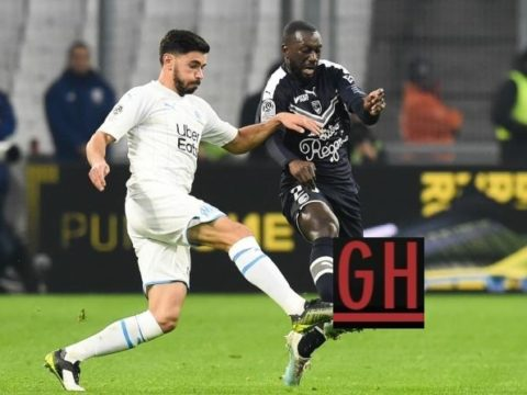 Marseille 3-1 Bordeaux - Ligue 1 Conforama 2019-2020 footballgh.org