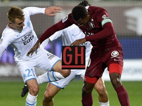 Metz 1-1 Marseille - Ligue 1 Conforama 2019-2020 footballgh.org