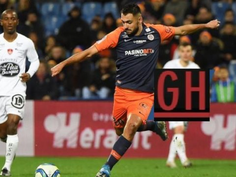 Montpellier 4-0 Brest - Ligue 1 Conforama 2019-2020 footballgh.org