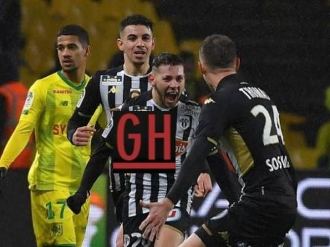 Nantes 1-2 Angers - Ligue 1 Conforama 2019-2020 footballgh.org