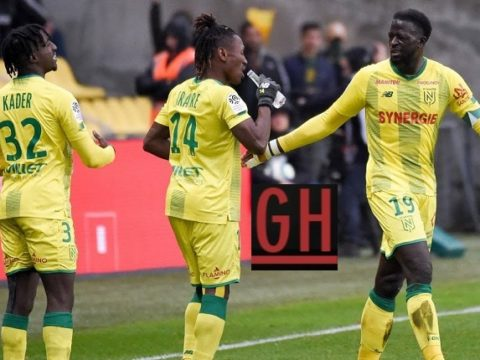 Nantes 2-1 Toulouse - Watch goals and highlights football Ligue 1 Conforama 2019-2020