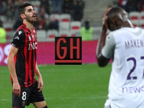 Nice 3-0 Toulouse - Ligue 1 Conforama 2019-2020 footballgh.org