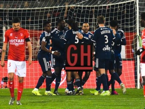 Nimes 0-4 Lyon - Ligue 1 Conforama 2019-2020