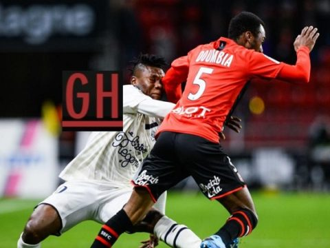 Rennes 1-0 Bordeaux - Ligue 1 Conforama 2019-2020 footballgh.org