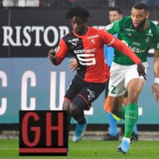 Rennes 2-1 Saint-Etienne - Watch goals and highlights football Ligue 1 Conforama 2019-2020
