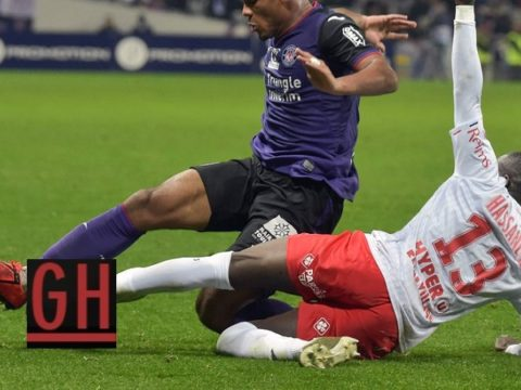 Toulouse 0-1 Reims - Ligue 1 Conforama 2019-2020 footballgh.org