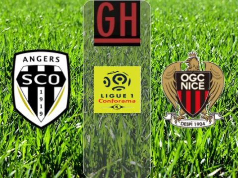 Angers vs Nice - Ligue 1 Conforama 2019-2020 footballgh.org