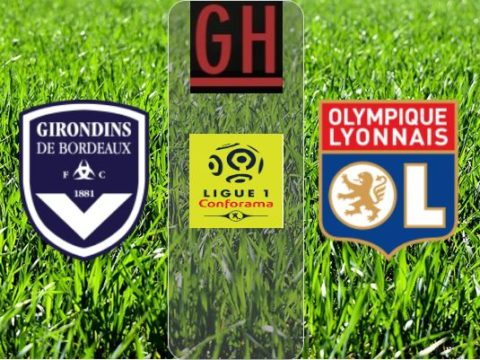 Bordeaux vs Lyon - Ligue 1 Conforama 2019-2020 footballgh.org