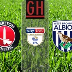 Charlton vs West Bromwich - Championship 2019-2020 footballgh.org