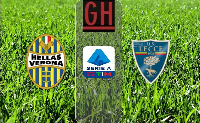 Hellas Verona 3 0 Lecce Serie A Footballgh Video Highlights
