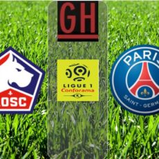 Lille vs PSG - Ligue 1 Conforama 2019-2020 footballgh.org