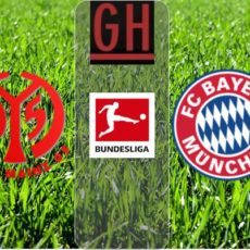 Mainz vs Bayern Munich - BundesLiga 2019-2020 footballgh.org