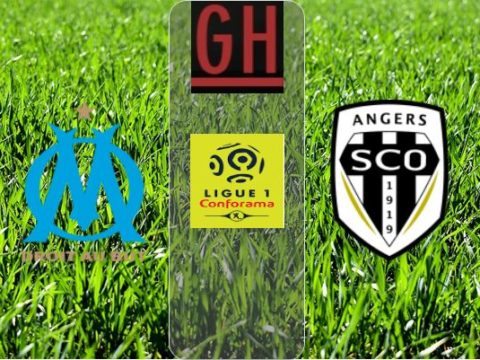 Marseille vs Angers - Ligue 1 Conforama 2019-2020 footballgh.org