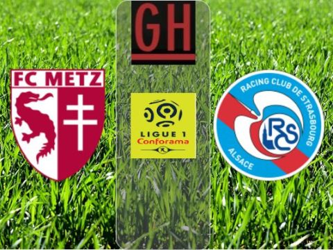 Metz vs Strasbourg - Ligue 1 Conforama 2019-2020 footballgh.org