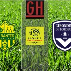 Nantes vs Bordeaux - Ligue 1 Conforama 2019-2020 footballgh.org
