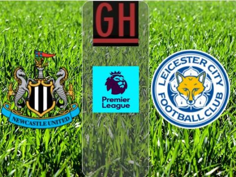 Newcastle vs Leicester - Premier League 2019-2020 footballgh.org