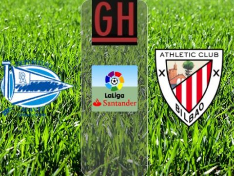 Alaves vs Athletic Bilbao - LaLiga Santander 2019-2020 footballgh.org