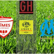 Nimes vs Marseille - Ligue 1 Conforama 2019-2020 footballgh.org