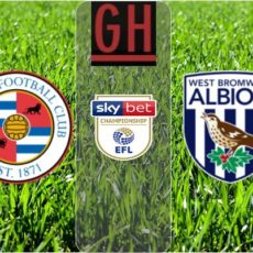 Reading vs West Bromwich - Championship 2019-2020 footballgh.org