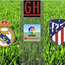 Real Madrid vs Atletico Madrid - LaLiga Santander 2019-2020 footballgh.org