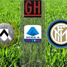 Udinese vs Inter Milan - Serie A 2019-2020 footballgh.org