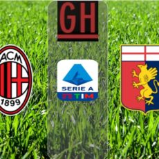 Watch AC Milan vs Genoa - Serie A 2019-2020