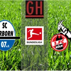 Watch Paderborn vs Koln - BundesLiga 2019-2020
