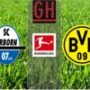 Paderborn vs Borussia Dortmund, Watch goals and highlights football BundesLiga 2019-2020