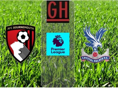 Bournemouth vs Crystal Palace - Watch goals and highlights football Premier League 2019-2020