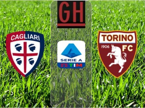 Cagliari vs Torino - Watch goals and highlights football Serie A 2019-2020