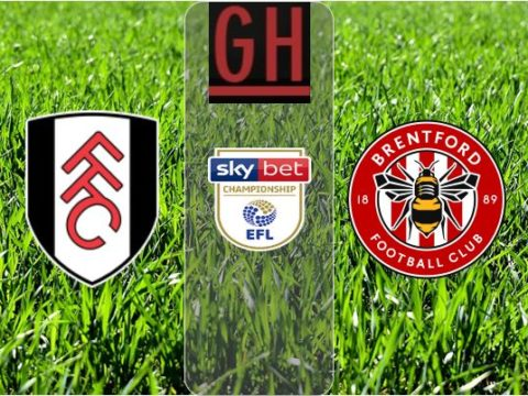Fulham vs Brentford - Watch goals and highlights football Championship 2019-2020