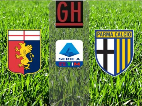 Genoa vs Parma - Watch goals and highlights football Serie A 2019-2020