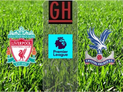 Liverpool vs Crystal Palace - Watch goals and highlights football Premier League 2019-2020