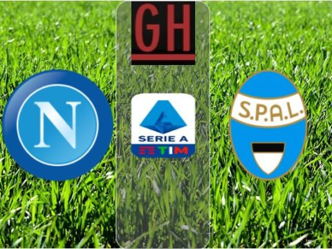Napoli vs Spal - Watch goals and highlights football Serie A 2019-2020