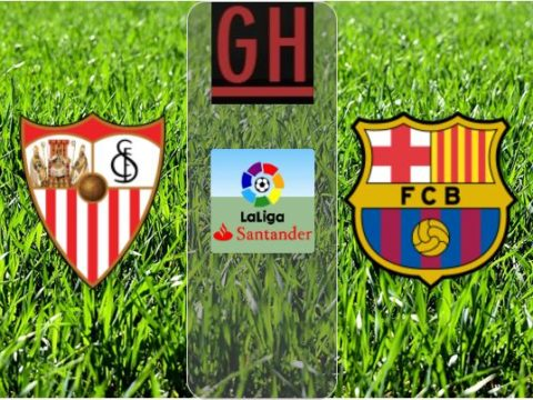 Sevilla vs Barcelona - Watch goals and highlights football LaLiga Santander 2019-2020