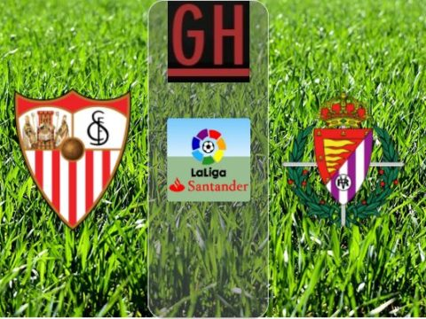 Sevilla vs Valladolid - Watch goals and highlights football LaLiga Santander 2019-2020