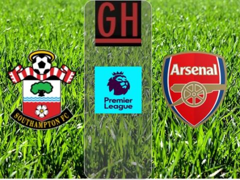 Southampton vs Arsenal - Watch goals and highlights football Premier League 2019-2020