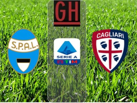 Spal vs Cagliari - Watch goals and highlights football Serie A 2019-2020