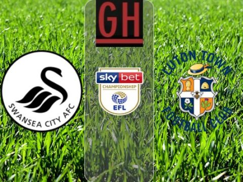Swansea vs Luton - Watch goals and highlights football Championship 2019-2020